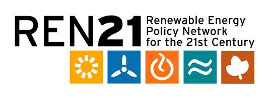 Duurzame energie wereldwijd in de lift