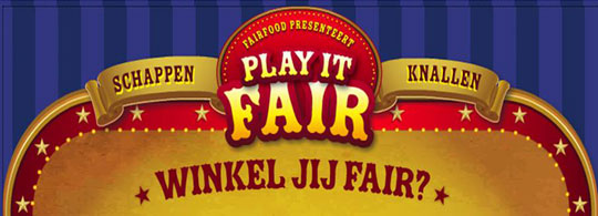 Fairfood lanceert e-campagne 'Play It Fair'