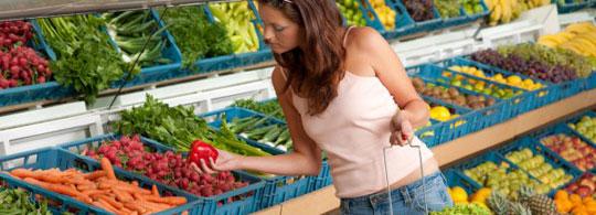 groente-winkel-vrouw