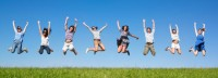 Bijna 90 procent van de Nederlanders is gelukkig
