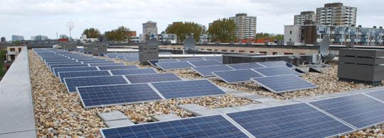 zonne-energie-amsterdam