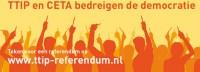 Geheime TTIP-documenten onthuld – Red de democratie. Teken voor een referendum over TTIP!